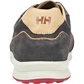 Helly Hansen Barlind Shoes Men dark gull gray / camel / poppy red